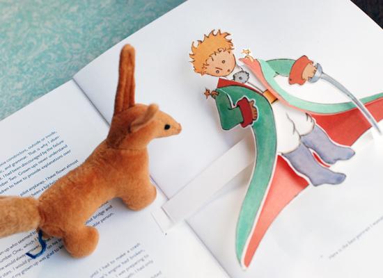 libros perfectos petit prince y zorro