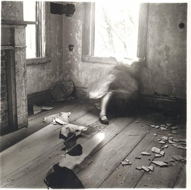 Libros perturbadores - Fotos de Francesca Woodman