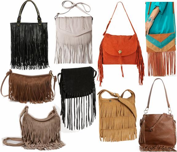 los 70 handbags
