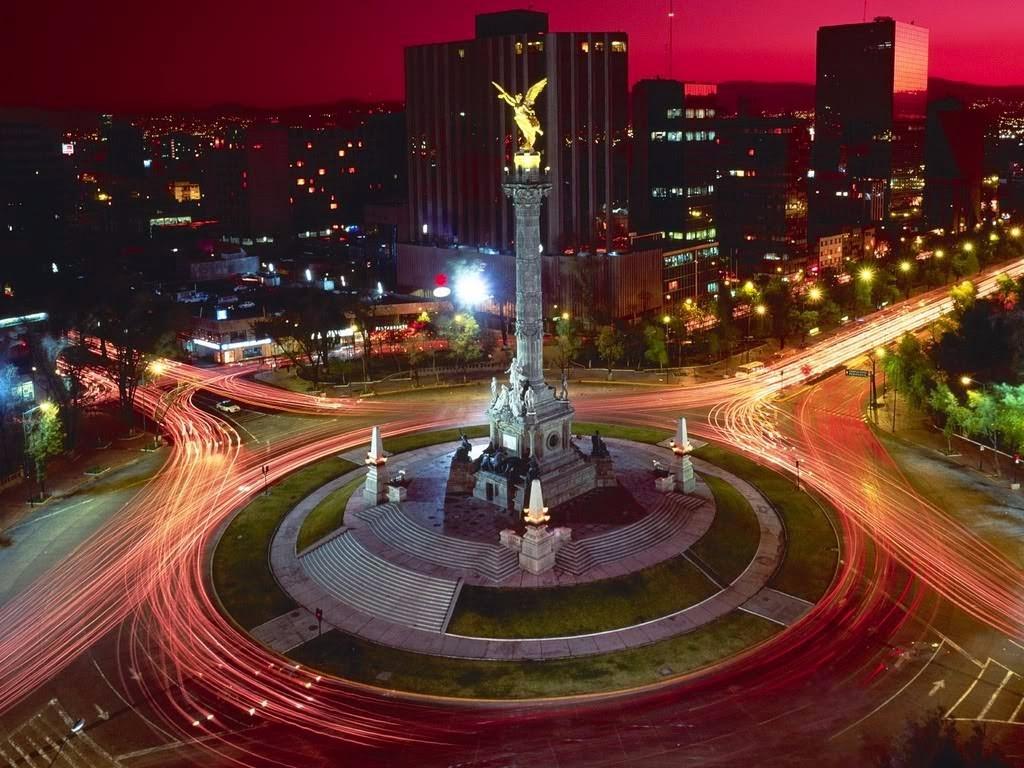 Lugares interesantes en México