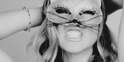 mascara mujeres confundias