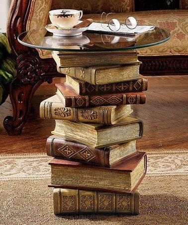 mesa libros