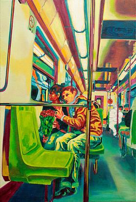 metro paisajes desoladores