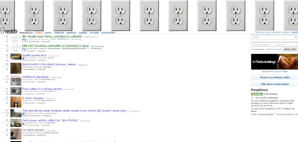 paginas de internet extrañas contacto