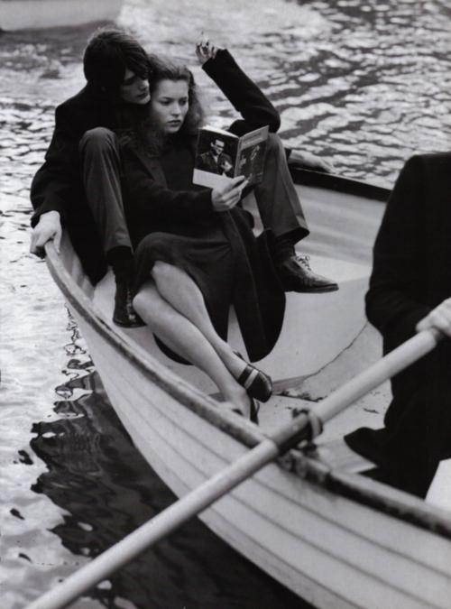 pareja barco libros para regalar