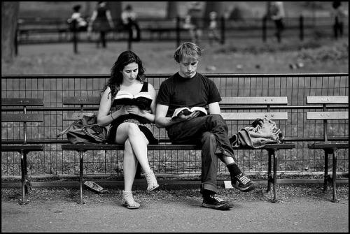 Leyendo / libros en idioma original