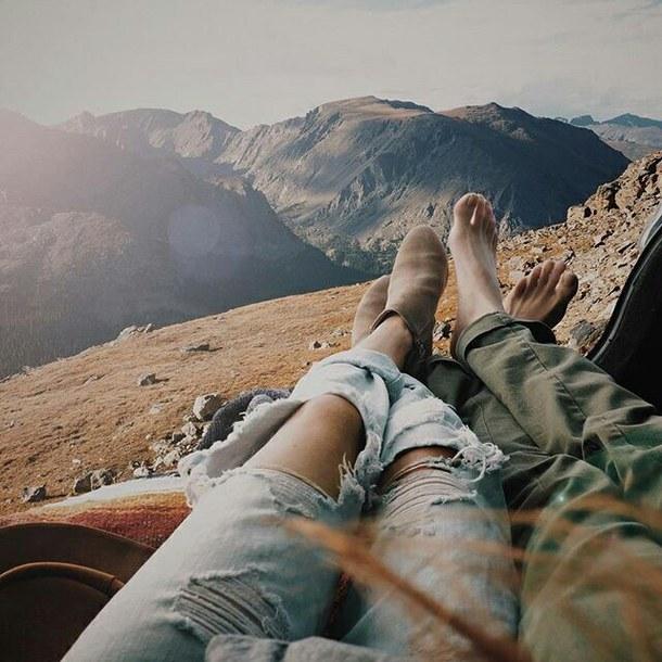 parejas atrevidas montana