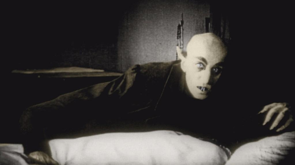 películas clásicas de terror nosferatu