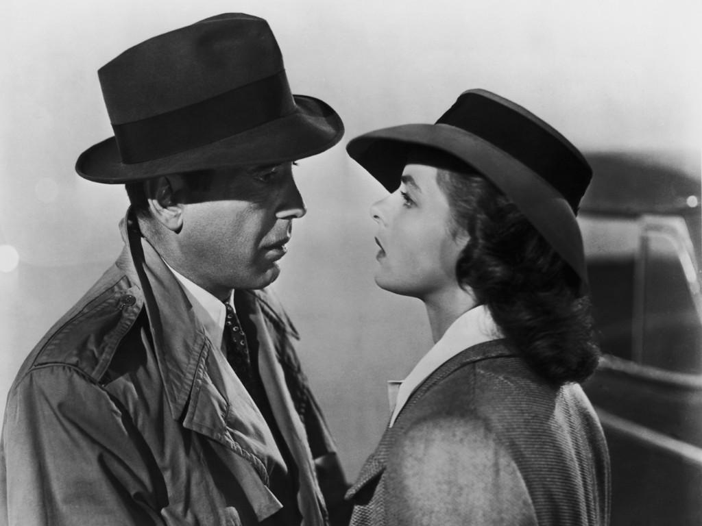 Película de moda - Casablanca
