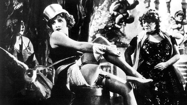 Película de moda - Marlene Dietrich