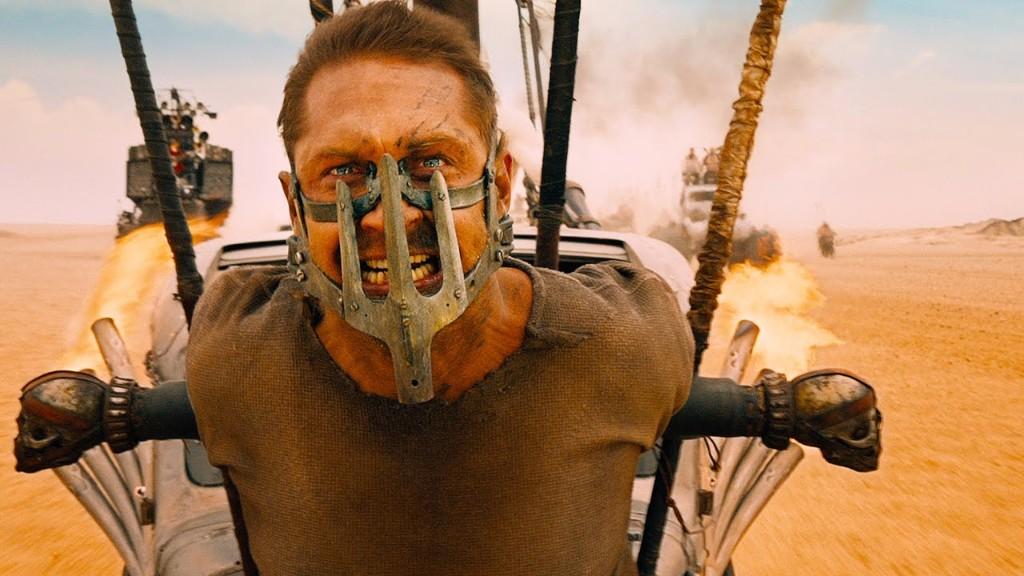 Películas de suspenso - Mad Max
