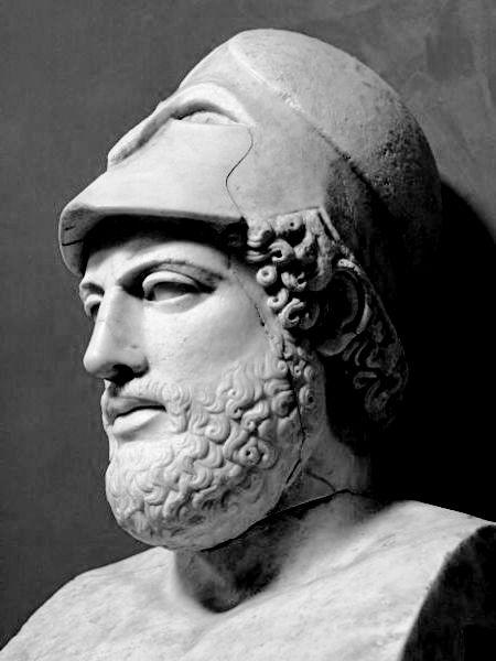 personajes de la historia pericles