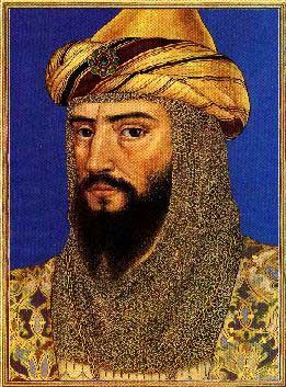 personajes de la historia saladino