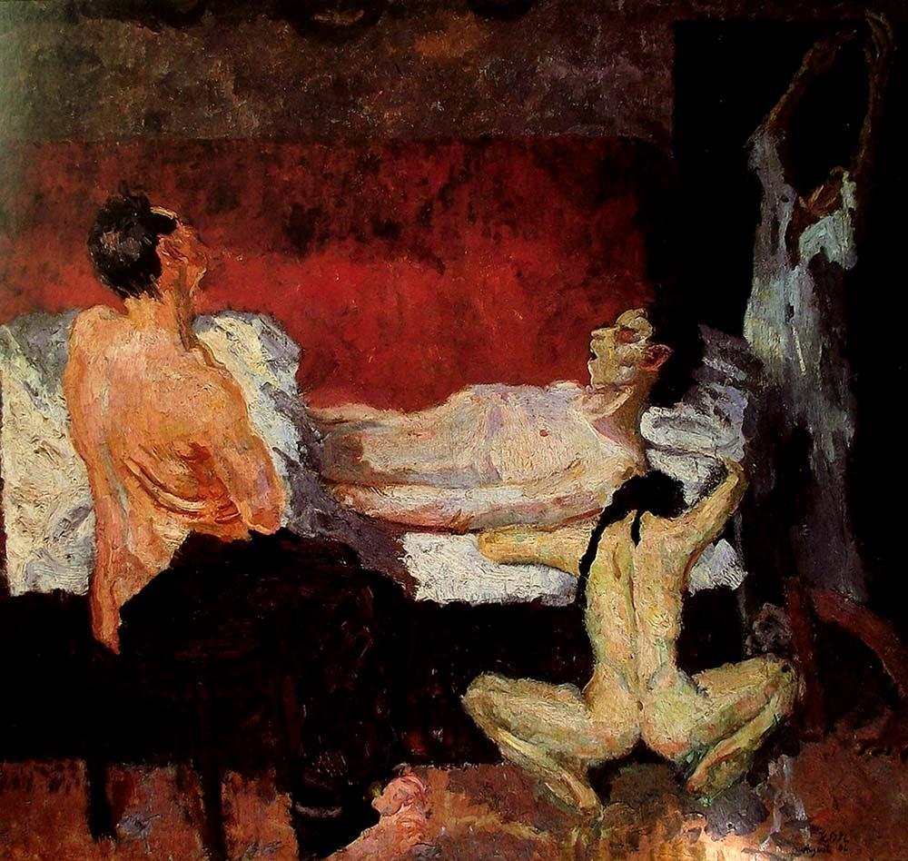 Pinturas de la muerte - Beckmann