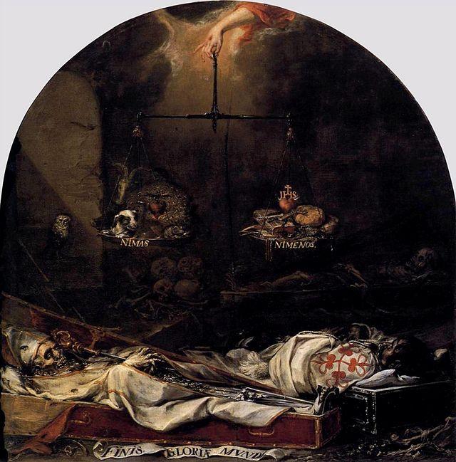 Pinturas de la muerte - Valdéz