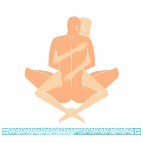 -posiciones sexuales placenteras loto