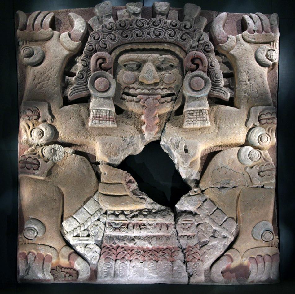 preguntas de arte tlaltecuhtli