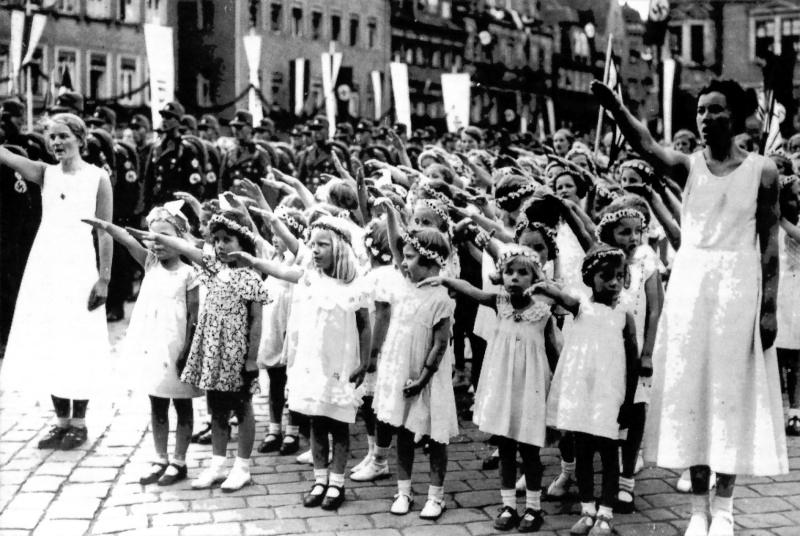 Principios de la propaganda nazi