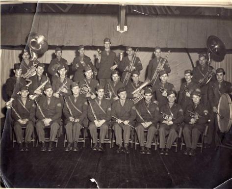prisioneros nazis música