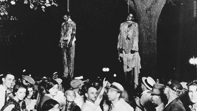 prisioneros nazis linchamiento
