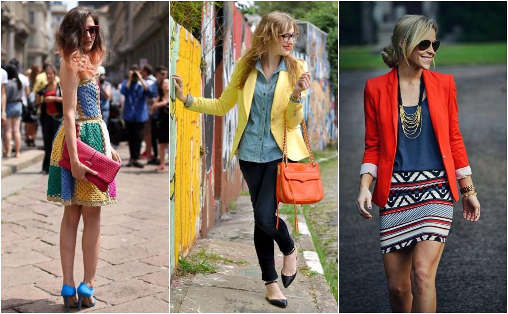 reglas moda color