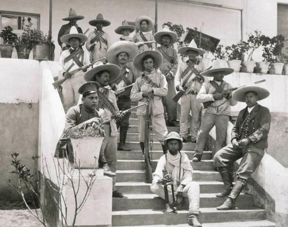 causas de la revolución mexicana