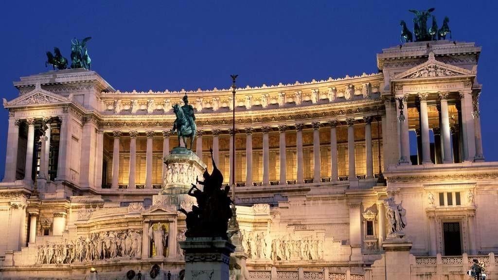 Ciudad favorita roma palacio