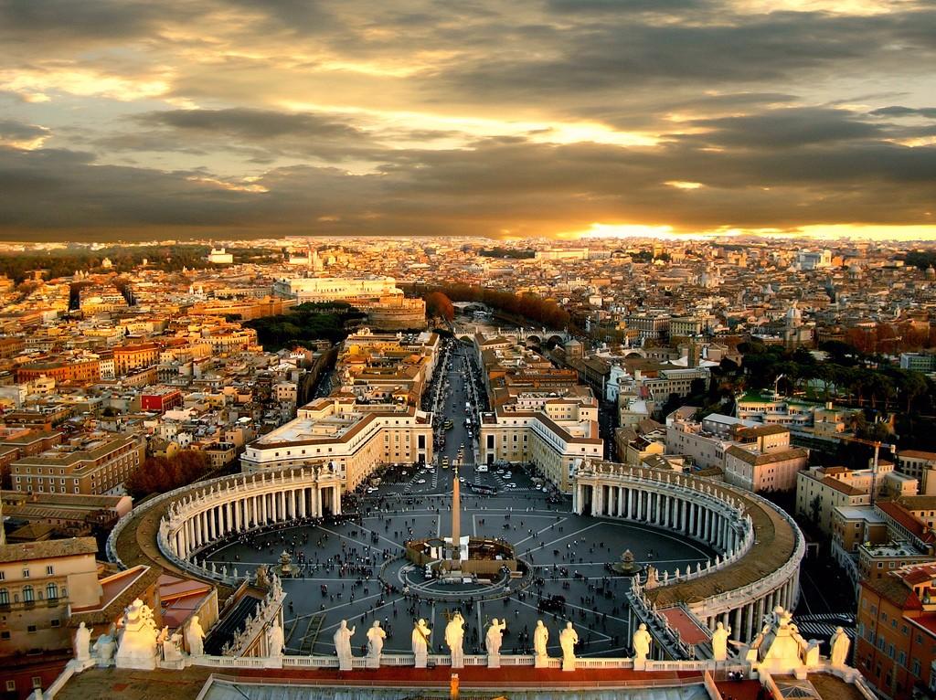 Ciudad favorita roma vaticano