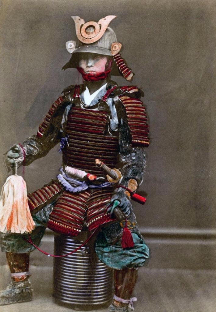 Mujer samurái   guerreros samurái