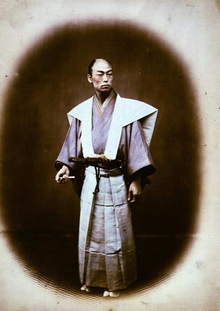 Samurái sin armadura   guerreros samurái
