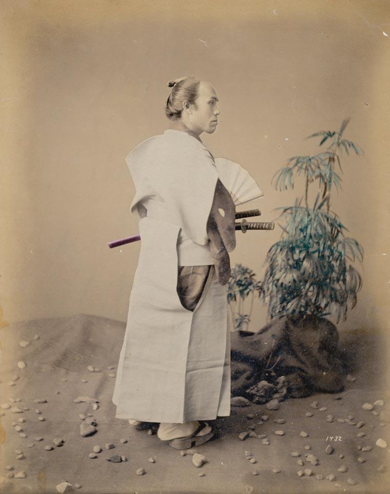 Vida cotdiana  guerreros samurái