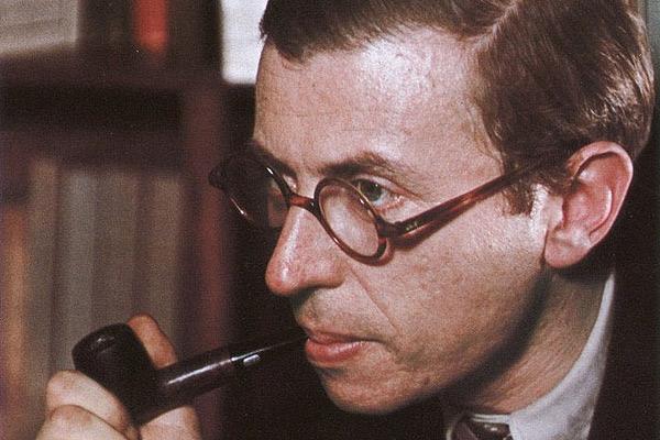 Jean-Paul Sartre   existencialismo