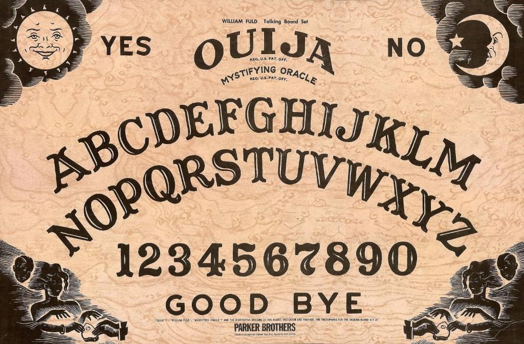 Tablero de Ouija | jugar a la ouija