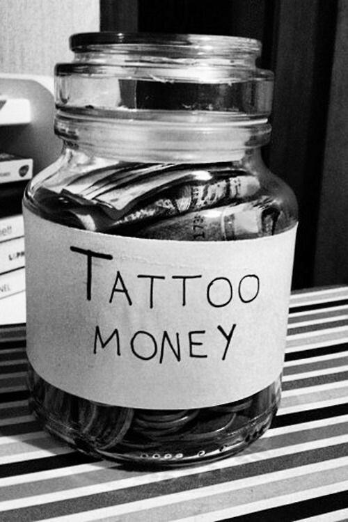 Bote para tatuaje | hacerte un tatuaje