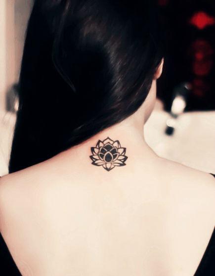 22 Ideas De Tatuajes De Flor De Loto Y Su Significado Diseno Diseno