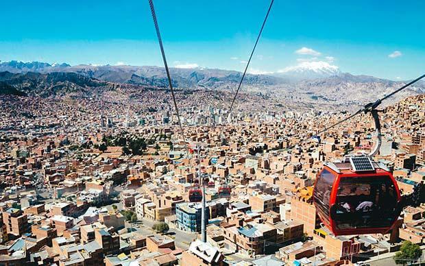 La Paz | destinos de latinoamerica