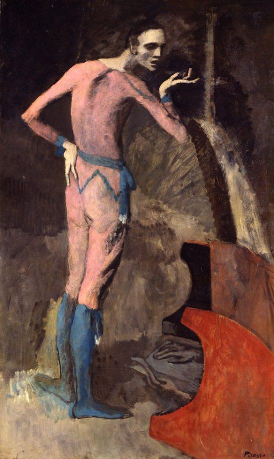 El actor | famosos pintores