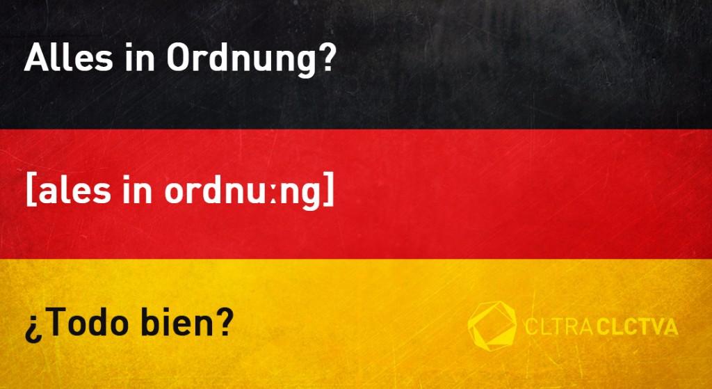 aprender aleman todo bien