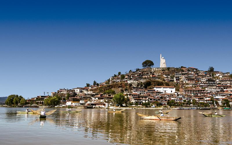 Tu primer viaje - Pátzcuaro