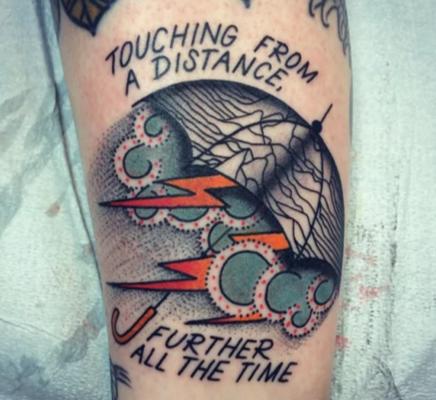 Distance |fan de joy division