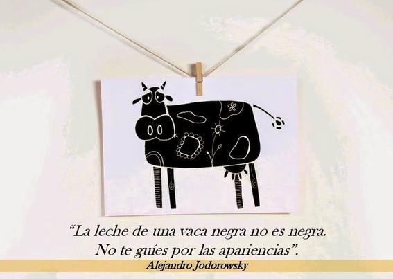 El día que Alejandro Jodorowsky habló sobre Arquitectura con una vaca