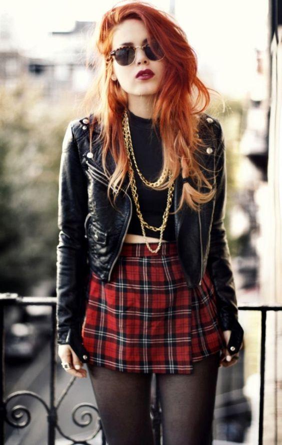 verdadero punk redhead