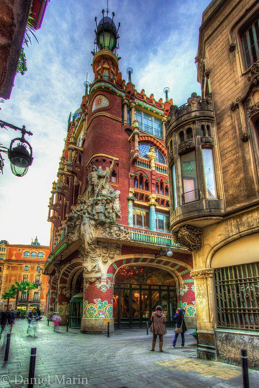 Viajar con tu mejor amiga - Barcelona