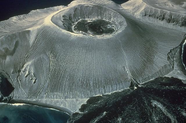 volcanes en México barcena