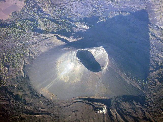 volcanes en México paracutin