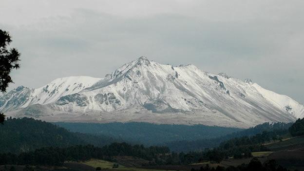 volcanes en México toluca
