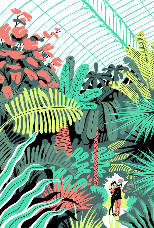 vouyerista plantas