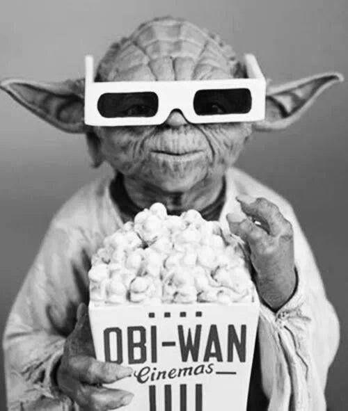 Yoda y cine
