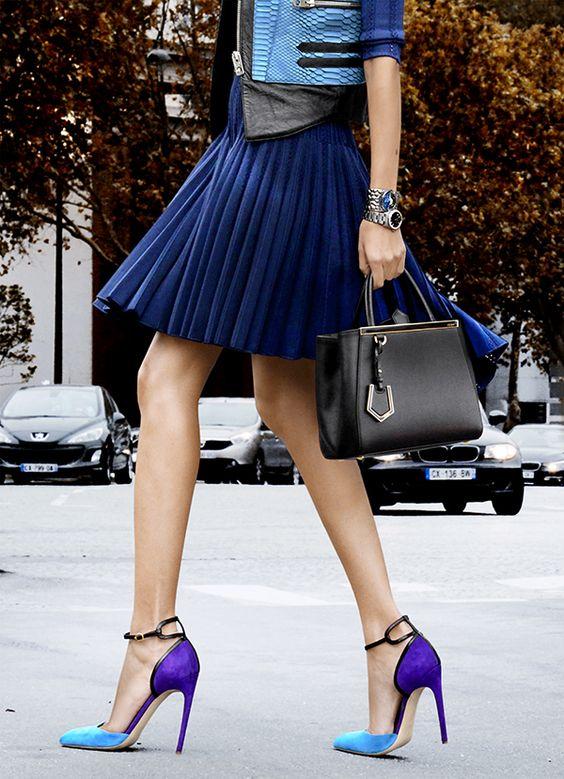 Zapatillas elegantes