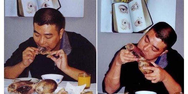 Zhu Yun - Canibalismo